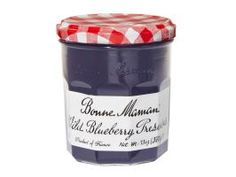 "Alex Guarnaschelli — Iron Chef America : ""I love to eat Bonne Maman preserves throughout the year according to the season: I put a small dollop of the wild blueberry in my summer blueberry pies. I eat the four-fruits flavor on toast in spring. In fall, I go for the marmalade, cherry or fig."""