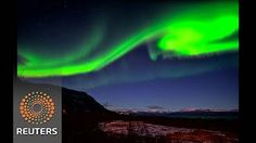 Magnificent lights over Sweden likely caused by