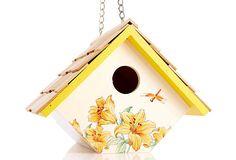 Wren Hanging Birdhouse, Lily on OneKingsLane.com