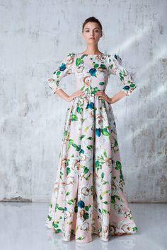Платье «Алеся» макси беж, Цена— 27990 рублей
