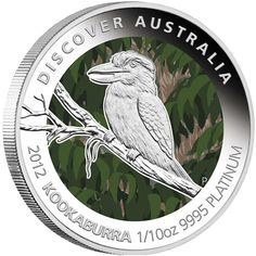 Kookaburra Platinum Proof Coin