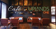 Announcing the launch of Café Zen at Arvind Uplands. Enjoy authentic continental meals with freshly brewed coffee amongst serene surroundings of Uplands.