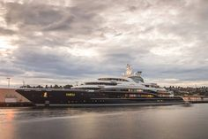 Luxury Superyacht Serene