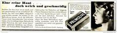 Original-Werbung/ Anzeige 1933 - PALMOLIVE SEIFE - ca. 230 x 60 mm