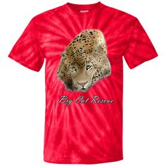 Just posted this BCR Cheetaro Leop... Do you like it? http://catrescue.myshopify.com/products/cd100y-youth-tie-dye-t-shirt-36?utm_campaign=social_autopilot&utm_source=pin&utm_medium=pin