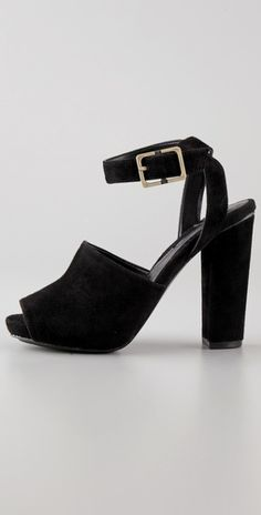 Diane von Furstenberg Rebel High Heel Sandals