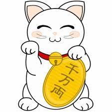 Resultado de imagen para gatito de la buena fortuna