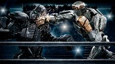Real Steel - Atom vs Zeus wallpaper #realsteel
