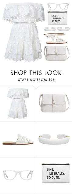 """""""Untitled #2168"""" by tinkertot ❤ liked on Polyvore featuring LoveShackFancy, Emperia, Miss Selfridge, Margot McKinney and Muse"""