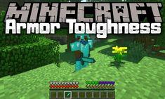 Armor Toughness Bar Mod 1.15.1/1.14.4 download | Miinecraft.org Minecraft Forge, Minecraft Mods, Overlays, Comic Art, Pop Art, Bar, Art Pop, Graphic Novels