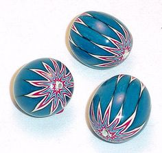 HowTo Make Chevron Style Beads
