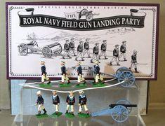 BRITAINS 8898 BOER WAR ROYAL NAVY FIELD GUN LANDING PARTY 1897 SET MINT BOXED nj 50242188981 | eBay