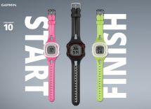 Forerunner 10: a thinner, lighter, cheaper, and easier GPS watch