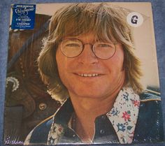 John Denver Windsong LP Record Shrink Wrap Calypso Spirit Cowboys Delight 1970s