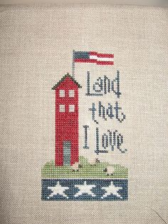"""""""Land that I Love"""" Lizzie Kate"""