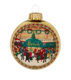 Harrods Harrods Silk Panel Bauble available to buy at Harrods. Shop Christmas decorations online and earn Rewards points.