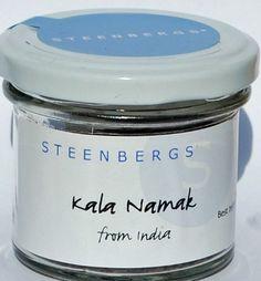 Kala Namak Indian Black Salt 100g Steenbergs http://www.amazon.co.uk/dp/B004L4YCB4/ref=cm_sw_r_pi_dp_qDqcwb1TRNTDP