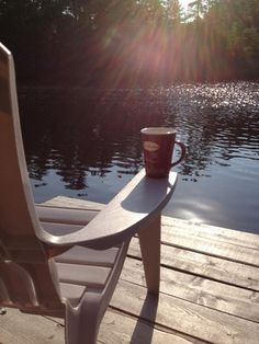 Tim Hortons Every Cup Story - tranquility