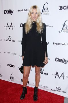 Jessica Hart - Fashion Media Awards – September 8 2016