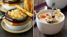 Warm up with these 5 easy slow-cooker chicken soups!