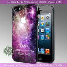 Galaxy Nebula Space Stars Hot Design iPhone 4/4S/5, Samsung S4/S3/S2 cover cases   sedoyoseneng - Accessories on ArtFire