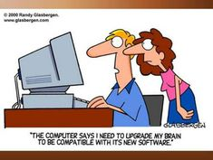 The Best Computer and Technology Jokes - - Computer Humor, Best Computer, Medical Technology, Computer Technology, Technology Apple, Technology Quotes, Technology Hacks, Technology Wallpaper, Technology Logo