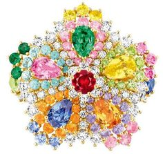 Victoire de Castellane/ (Для Dior Jewellery)