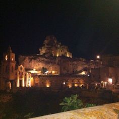 Matera, south, Italy