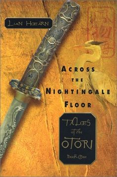Across the Nightingale Floor, book 1 of Lian Hearn's Tales of the Otori trilogy. These books are definitely worth a read! One of my favorite series! Good Books, Books To Read, My Books, Book 1, This Book, Culture Art, Nightingale, Fantasy Books, Historical Fiction