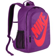 Nike Hayward Futura 2.0 Backpack ( 55) ❤ liked on Polyvore featuring bags