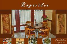 Guten Apetit ! Bistro Bar, Greek Restaurants, Kato, Greece, Room, Furniture, Home Decor, Greece Country, Bedroom