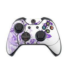 Violet Tranquility Microsoft Xbox One Controller Skin #xboxone