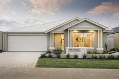 Homebuyers Centre Arcadian Display Home - Hilbert, WA Australia