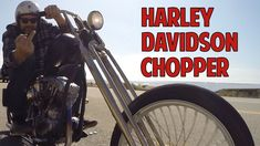1966 Harley-Davidson Chopper: Born Free 6 Invited Builder Caleb Owens