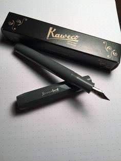 Review of the Kaweco Sport by The Desk of Lori.