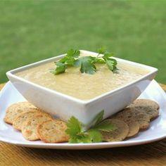 Low Carb Cauliflower Leek Soup - Allrecipes.com