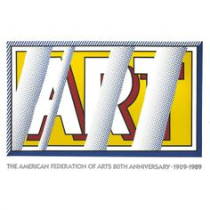 fb63f462c80c3 Roy Lichtenstein Art 1988 Mitchell-Innes  amp  Nash Roy Lichtenstein Art