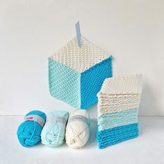 The Yarn Over List -  Teal Spring