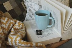 """romireads: """" """"You can never get a cup of tea large enough or a book long enough to suit me."""" - C.S. Lewis ☕️✨ IG: romireads romireads.wordpress.com """""""