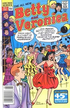 A cover gallery for the comic book Betty and Veronica Archie Comics Characters, Archie Comic Books, Comic Book Characters, Archie Comics Riverdale, Comic Art Girls, Comics Girls, Archie And Betty, Romantic Comics, Josie And The Pussycats