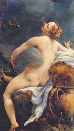 Pinturas de Correggio e Howson - O padrão de beleza feminina através dos tempos