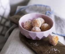Apricot and coconut balls | Official Thermomix Recipe Community