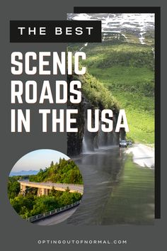 We live and travel full-time in our RV. We've seen so many of the beautiful highways and byways around the USA. These scenic drives in the US highlight just why this country is so great. Be sure to include these iconic stretches of highway on your next road trip. From the Overseas Highway in Florida to the lesser known stretches in New Hampshire. Don't miss these awesome destinations. Whether you're taking a family vacation, a weekend getaway or a big bucket list trip, check out some favorites! Usa Travel, Travel Tips, Travel Destinations, East Coast Road Trip, Road Trip Usa, Beautiful Places To Travel, Cool Places To Visit, Big Bucket, Florida Camping