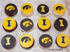 Iowa Hawkeye Birthday Cake Party Ideas Birthday Cake