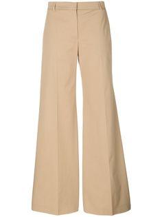 BURBERRY Wide-Leg Trousers. #burberry #cloth #wide leg pants