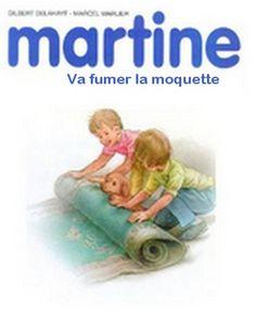 """[PHOTOS] Top 20 des meilleurs détournements de """"Martine"""""""