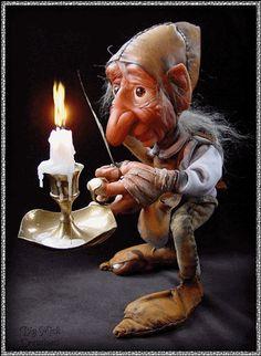 Seguite la candela della notte Vi accompagnerà nel vostro sonno, per accendere il vostro dolce sogno…!!! Buonanotte.. Sognatori…!!!