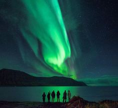 Exploring the northern lights | Flateyri City | Chris Burkard Photography Say Yes To Adventure