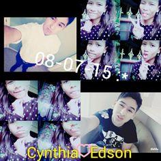 My boyfriend Edson :*