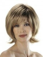 Blonde Short Hairstyles for Older Women Above 40 and 50